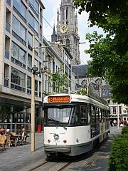 dienstregeling tram 8